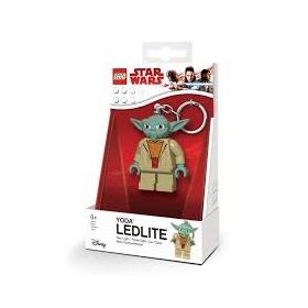 Brelok do kluczy z latarką - Lego Star Wars Yoda
