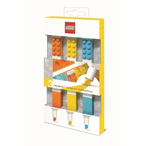 Zakreślacze Lego - 3 szt