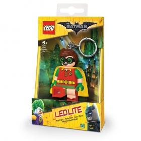 Brelok do kluczy z latarką - Lego Batman Movie Robin