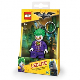 Brelok do kluczy z latarką - Lego Batman Movie The Joker