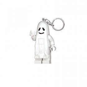 Brelok do kluczy z latarką - Lego Duch
