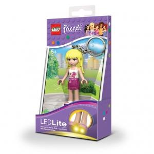 Brelok do kluczy z latarką - Lego Friends Stephanie