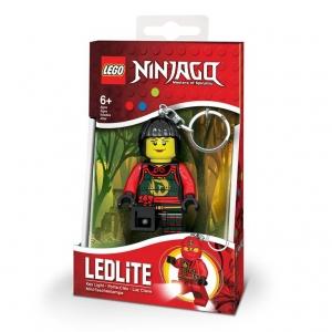 Brelok do kluczy z latarką - Lego Ninjago Nya
