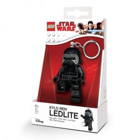 Brelok do kluczy z latarką - Lego Star Wars Kylo Ren