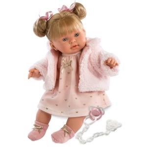 Lalka Alexandra płacząca