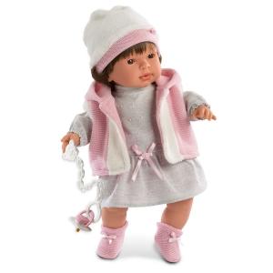 Lalka Carla płacząca 42 cm