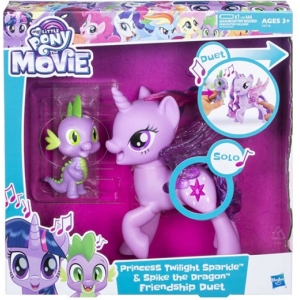 Śpiewająca Twillight Sparkle My Little Pony