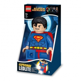 Latarka Lego Super Hero - Superman