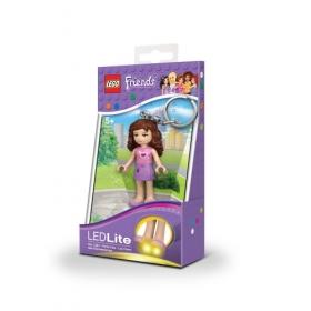Brelok do kluczy z latarką Lego Friends
