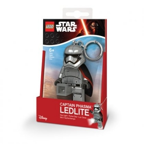 Brelok do kluczy z latarką Lego Star Wars - Kapitan Phasma