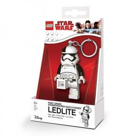 Brelok do kluczy z latarką Lego Star Wars - Szturmowiec Egzekutor