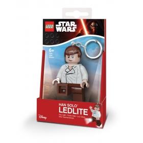 Brelok do kluczy z latarką  Lego Star Wars – Han Solo