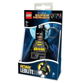 Brelok do kluczy z latarką Lego Batman Movie – Batman