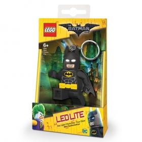Brelok do kluczy z latarką Lego Batman Movie – Batman