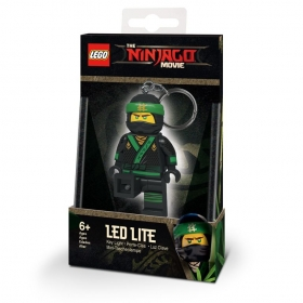 Brelok do kluczy z latarką Lego Ninjago