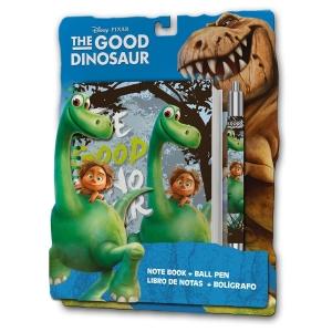 Notes i długopis Dobry Dinozaur