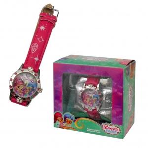 Zegarek na rękę w pudełku prezentowym Shimmer i Shine