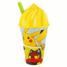 Kubek w kształcie lodów włoskich 430 ml Pokemon
