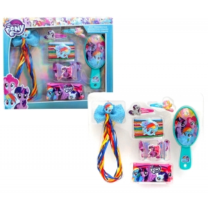 Akcesoria do włosów My Little Pony - 18 szt