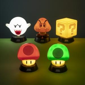 Lampka 3D Super Mario