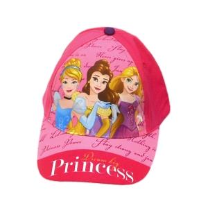 Czapka z daszkiem Disney Księżniczki