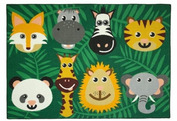 Dywan dziecięcy Zwierzęta