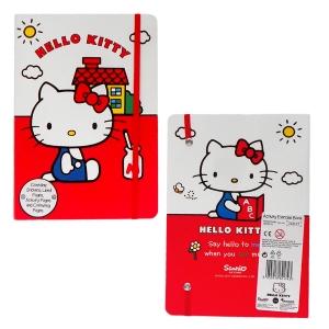 Zeszyt ćwiczeń  Hello Kitty Vintage