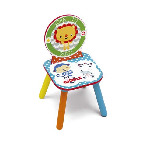 Krzesło drewniane Fisher Price