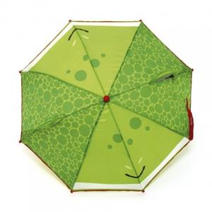 Parasol manualny Fisher Price – żaba