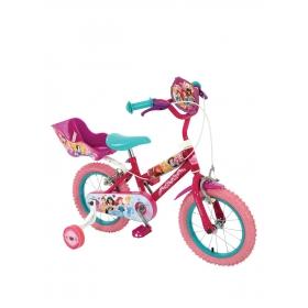 Rowerek 14 cali Księżniczki Disney
