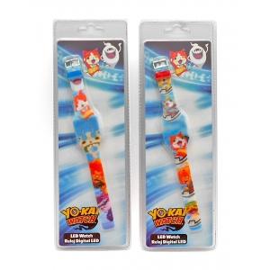 Zegarek na rękę LED Yo-Kai Watch