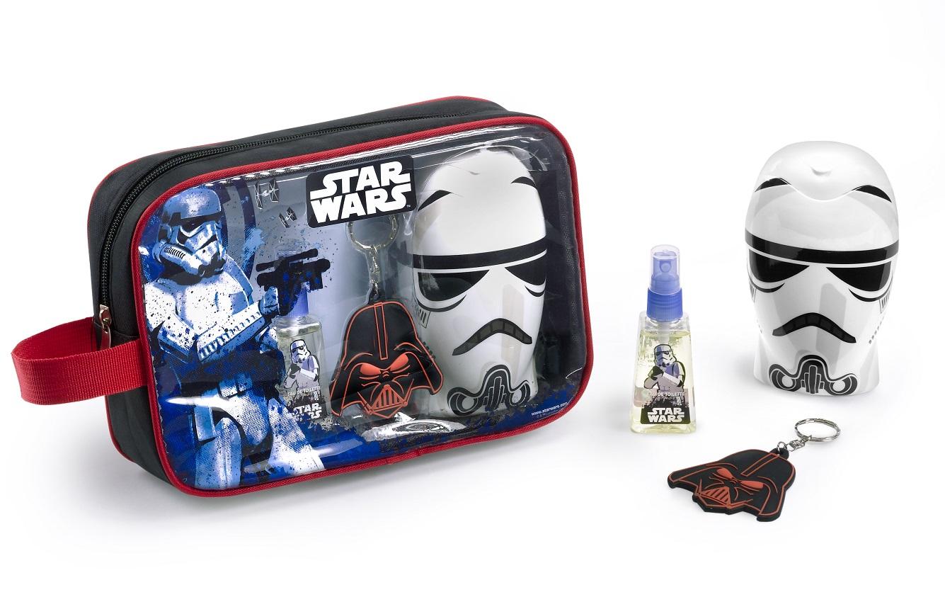 Kosmetyczka z akcesoriami Star Wars