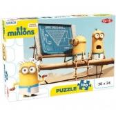 Minions 100 pcs puzzle