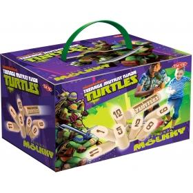 Molkky Wojownicze Żółwie Ninja