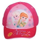 Frozen summer cap