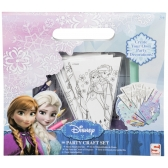 Frozen party decorations creative set