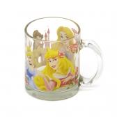Kubek szklany Księżniczki Disney
