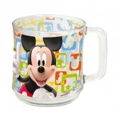 Kubek szklany Myszka Mickey