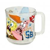 Kubek szklany Sponge Bob