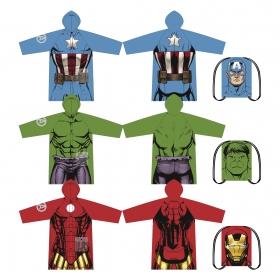 Płaszcz przeciwdeszczowy Avengers