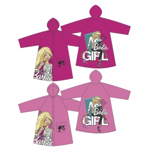 Płaszcz przeciwdeszczowy Barbie