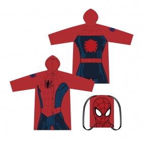 Płaszcz przeciwdeszczowy Spiderman
