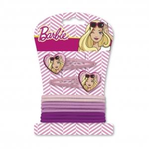 Spinki do włosów Barbie