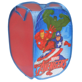 Kosz na zabawki Avengers