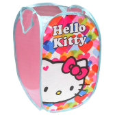 Hello Kitty storage bin