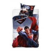 Superman bedset 160x200 cm
