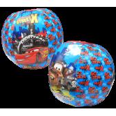 Cars beach ball