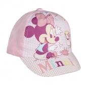 Minnie Mouse summer cap