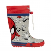 Spiderman rainboots