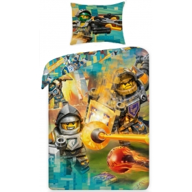 Lego Knights reversible bedset 140x200cm
